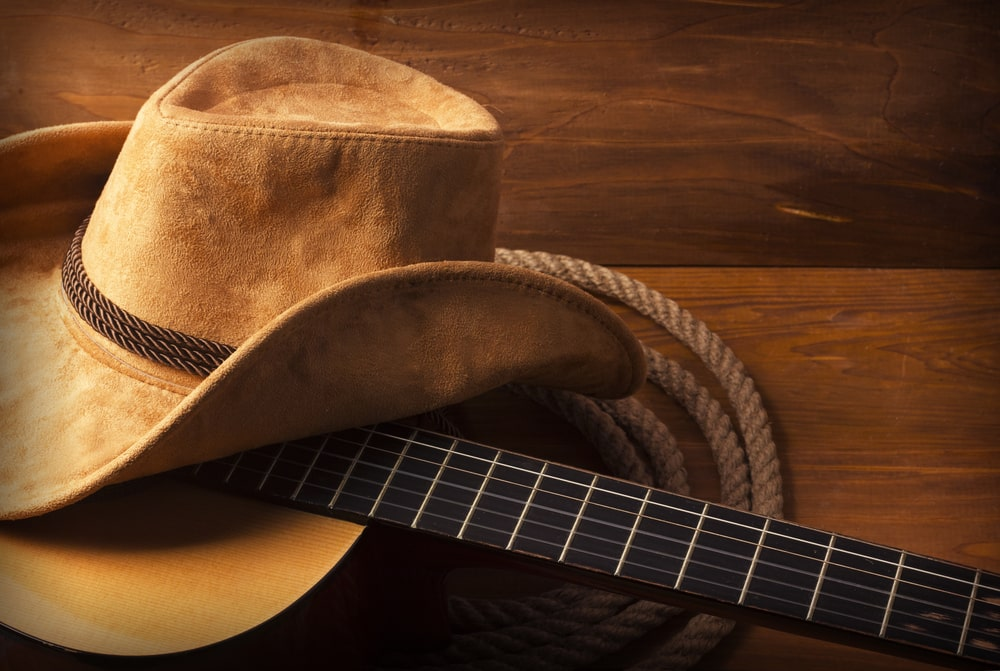 country music spreads positivity
