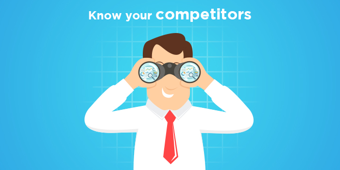 knowing competitors