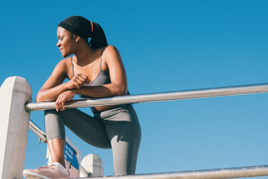 continued fitness boosts self-confidence