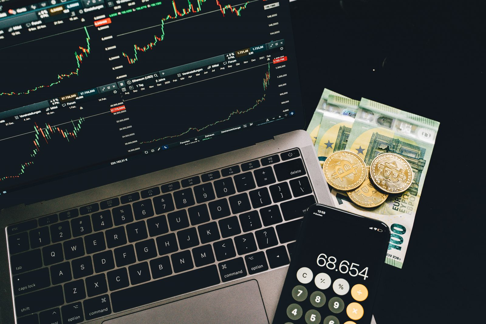 Which is more profitable investing or trading