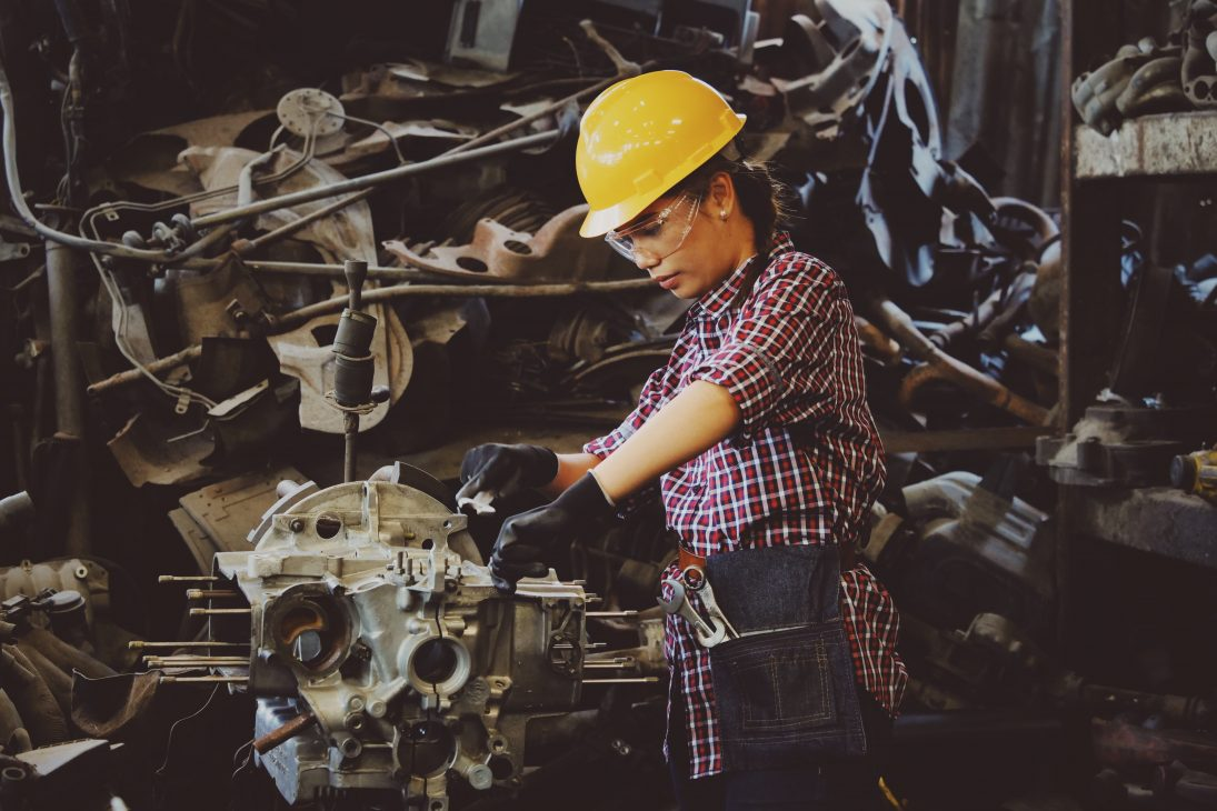 types of unsafe working conditions