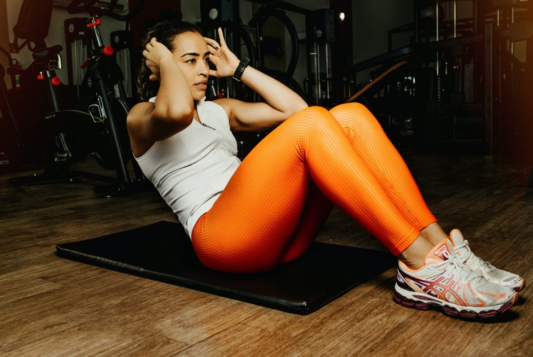 becoming fitness influencer