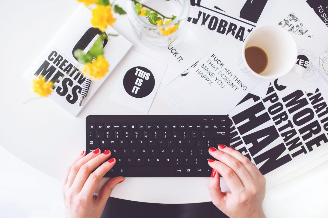 content writer types