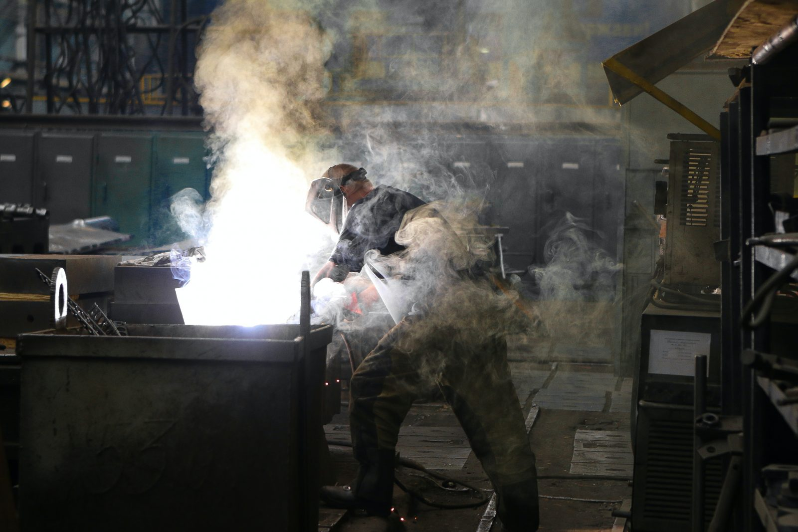 examples of unsafe working conditions