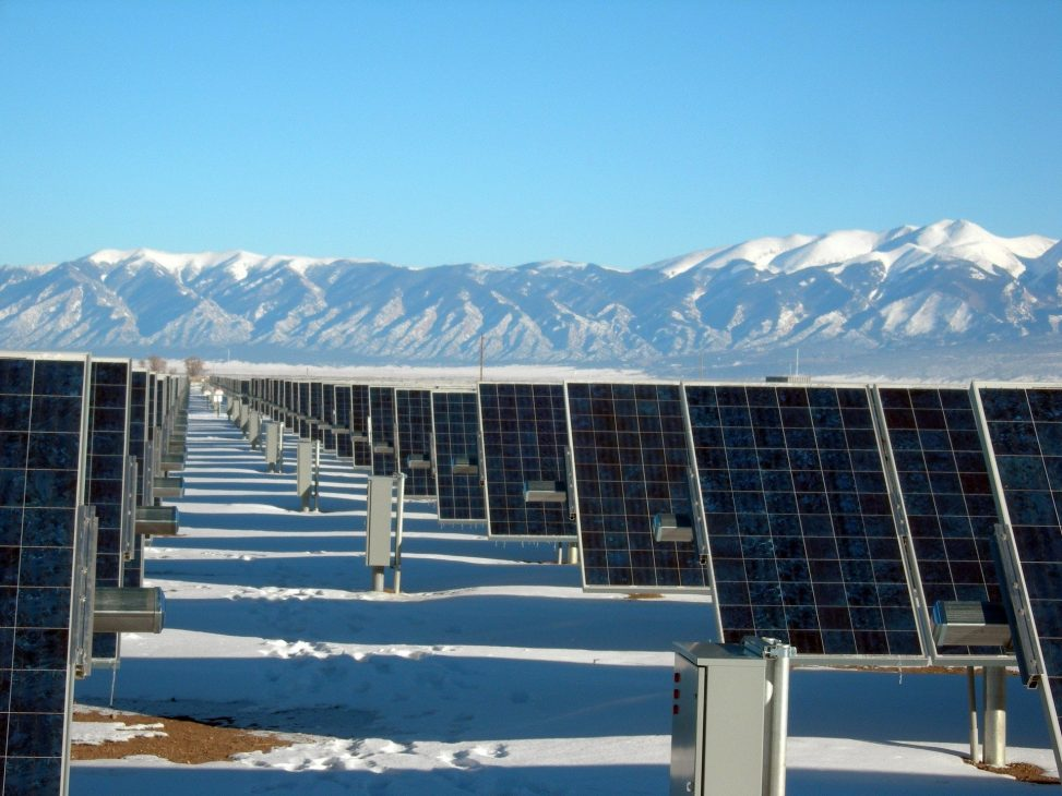 types of photovoltaic cells solar energy