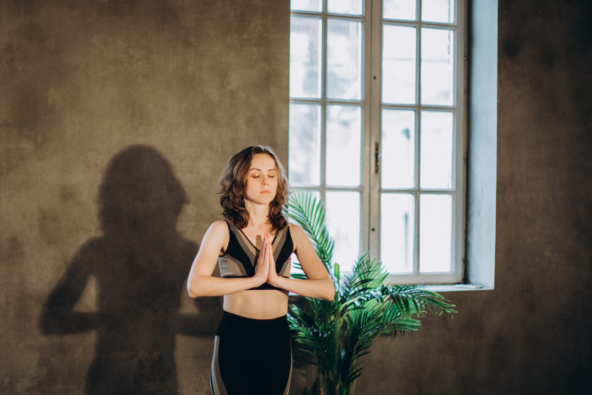 yoga before or after workout
